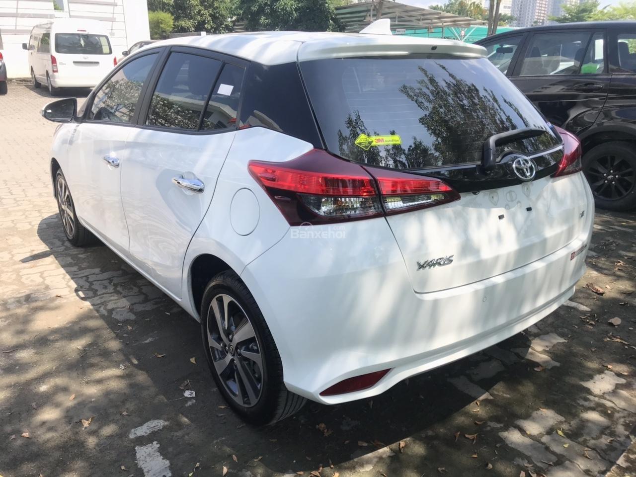 Bán Toyota Yaris nhập khẩu Thái Lan - Giá ưu đãi, xe giao ngay đủ màu, liên hệ 0902.1717.20 nhận ngay ưu đãi-2