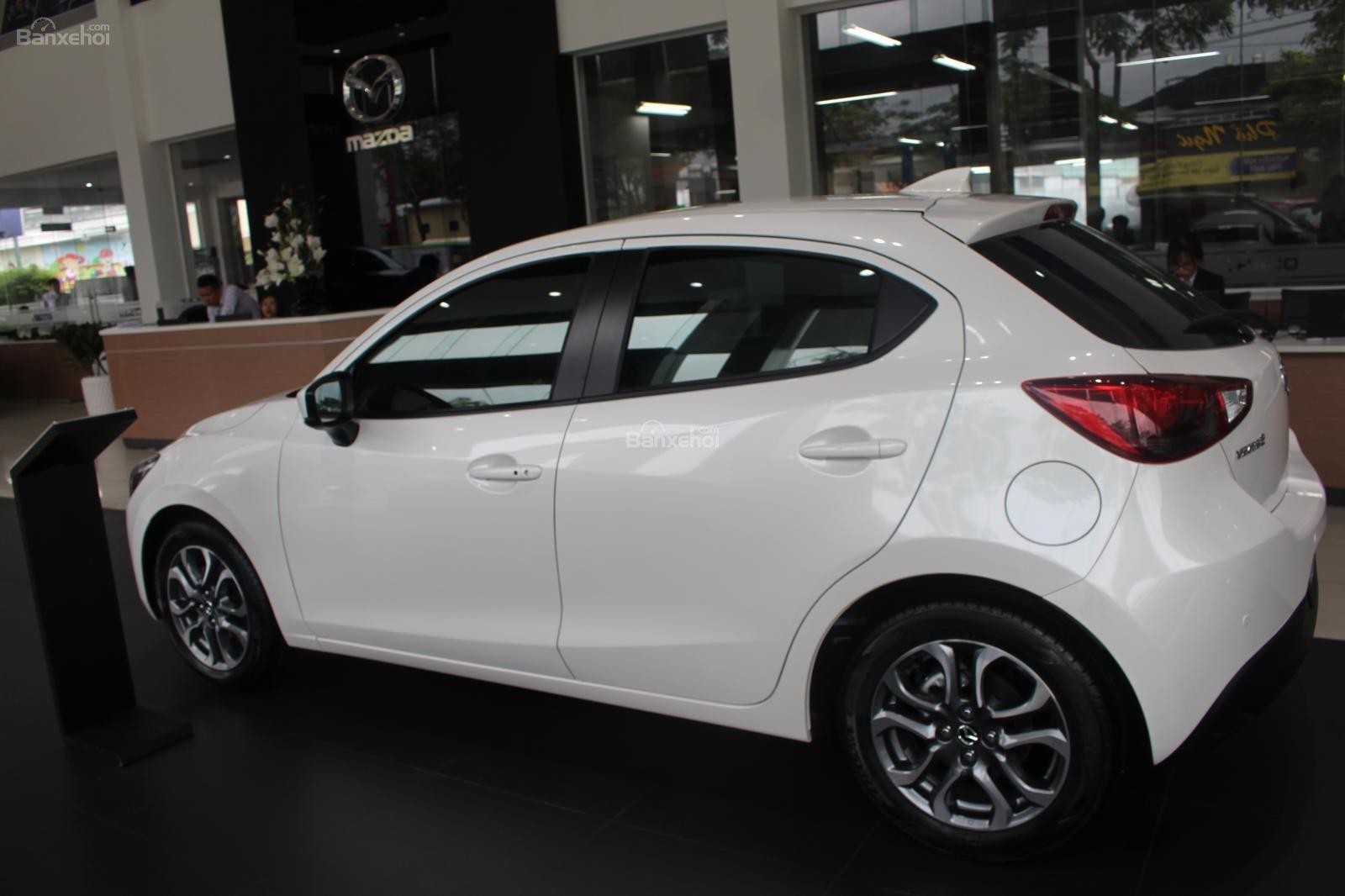 {Mazda Bình Triệu} Mazda 2 1.5 AT full option, xe nhập Thái - LH 0941 322 979 giá rẻ nhất TP Hồ Chí Minh-1