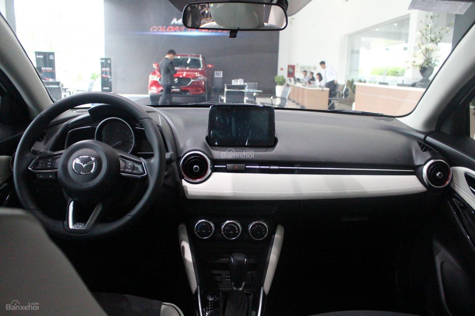 {Mazda Bình Triệu} Mazda 2 1.5 AT full option, xe nhập Thái - LH 0941 322 979 giá rẻ nhất TP Hồ Chí Minh-8