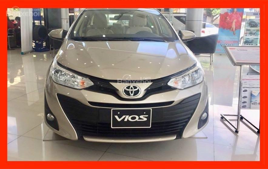 Toyota Bình Tân - Vios E số tựđộng - tặng 1 năm bảo hiểm thân vỏ -Trả trước từ 150tr-0