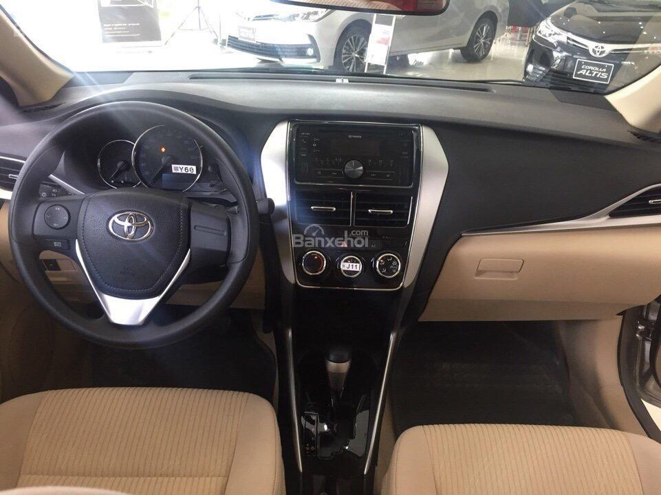 Toyota Bình Tân - Vios E số tựđộng - tặng 1 năm bảo hiểm thân vỏ -Trả trước từ 150tr-3