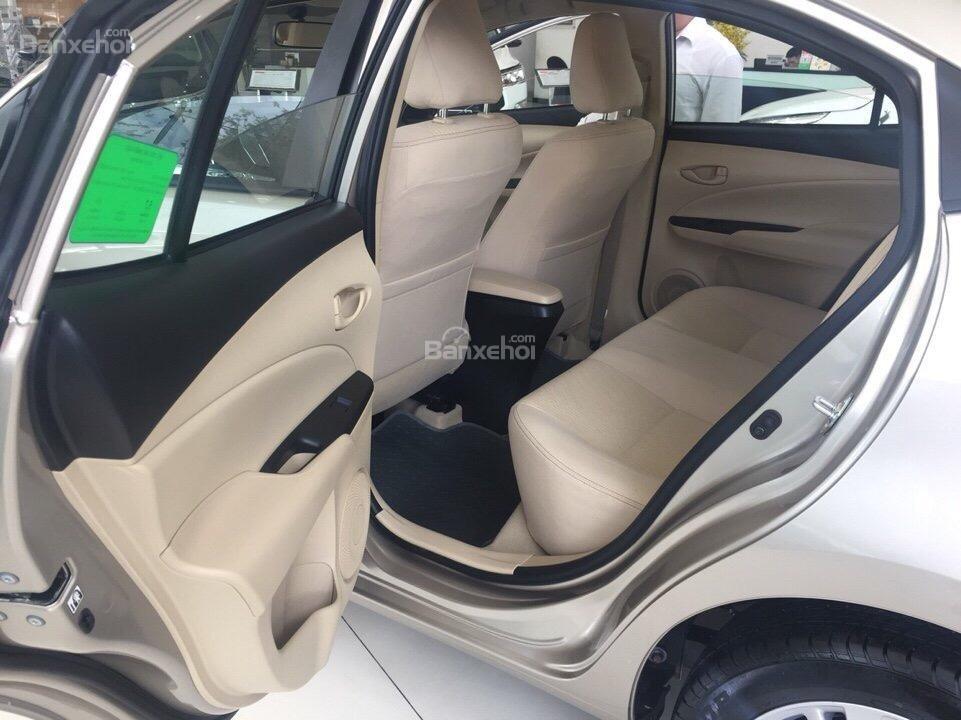 Toyota Bình Tân - Vios E số tựđộng - tặng 1 năm bảo hiểm thân vỏ -Trả trước từ 150tr-4
