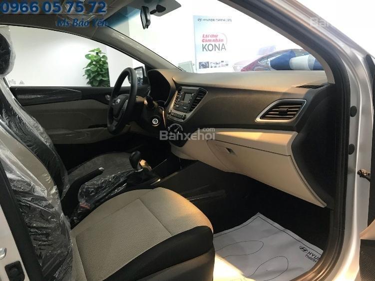 Bán xe Accent bản base màu bạc, có sẵn giao ngay 150 triệu nhận xe ngay-5