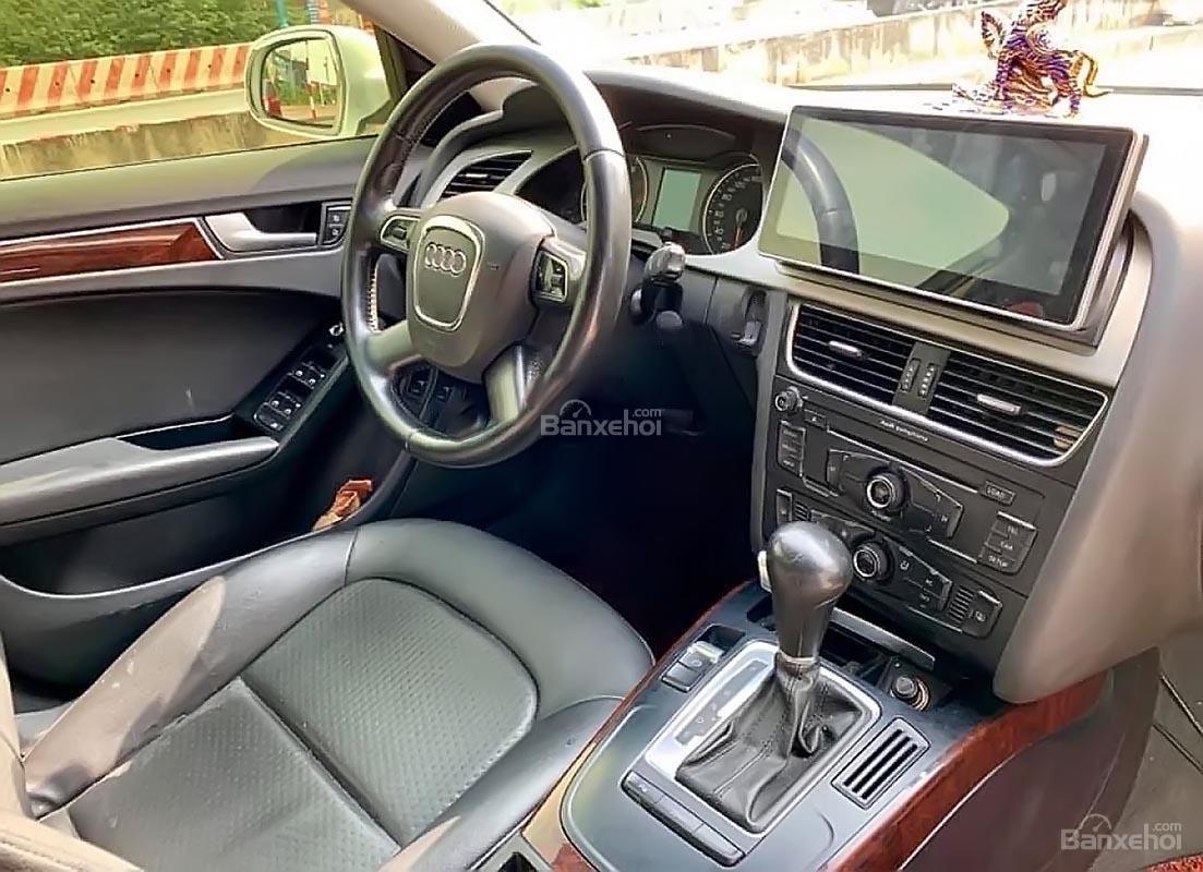 Cần bán lại xe Audi A4 1.8T đời 2010, màu trắng, nhập khẩu-2