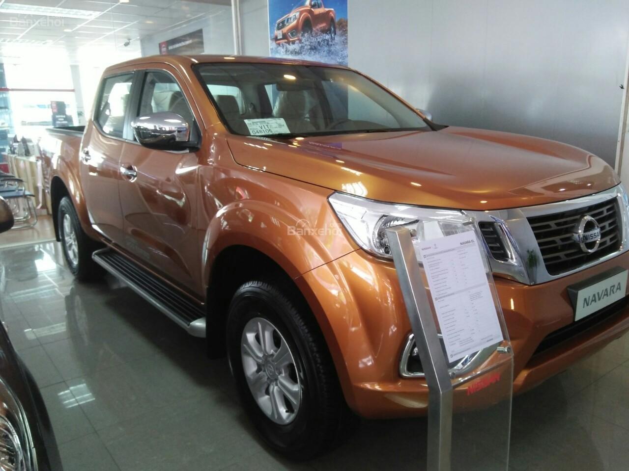 Bán xe Nissan Navara El full màu, giá ưu đãi cuối năm, hỗ trợ ngân hàng 80%, giao xe ngay-1