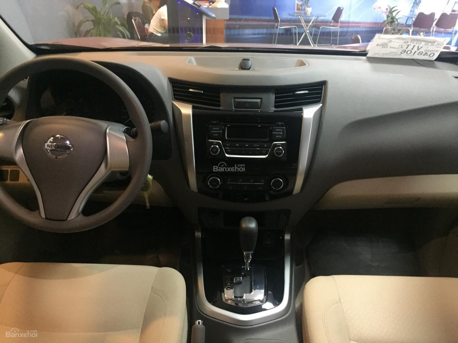 Bán xe Nissan Navara El full màu, giá ưu đãi cuối năm, hỗ trợ ngân hàng 80%, giao xe ngay-4
