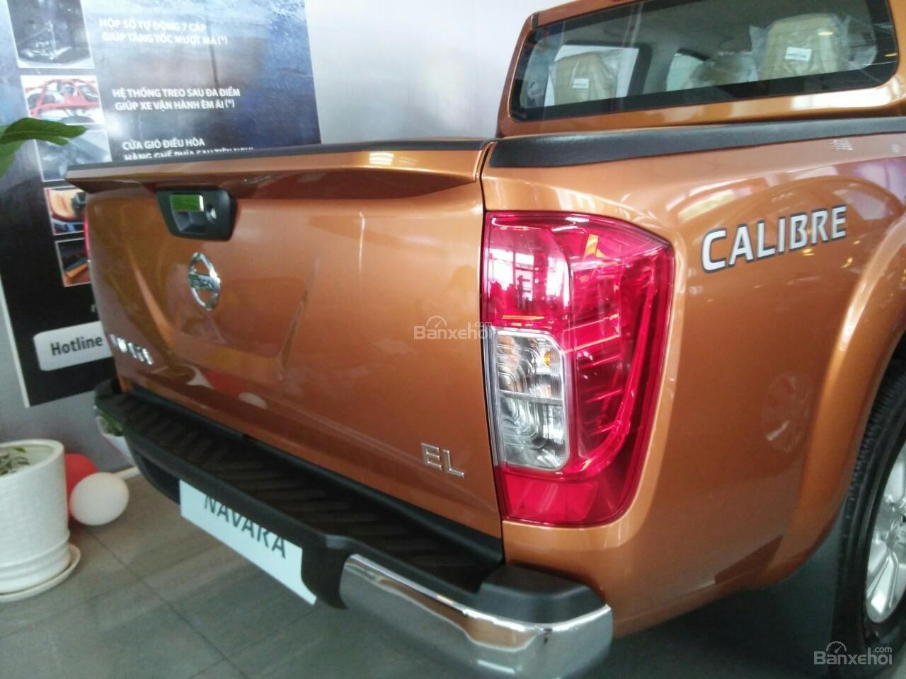 Bán xe Nissan Navara El full màu, giá ưu đãi cuối năm, hỗ trợ ngân hàng 80%, giao xe ngay-3