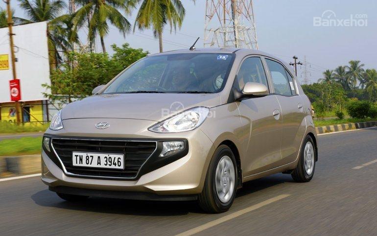 Hyundai Santro 2019 sắp về Việt Nam ngừng nhận đặt hàng tại Ấn do quá đắt khách a2