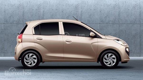So sánh Hyundai Grand i10 và Hyundai Santro về thiết kế thân xe 1