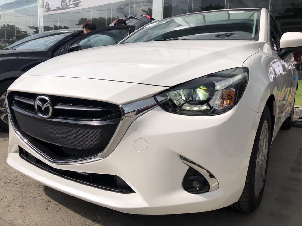 Chính thức: Giá xe Mazda 2 2019 từ 509 triệu đồng và 7 bản tại Việt Nam a1