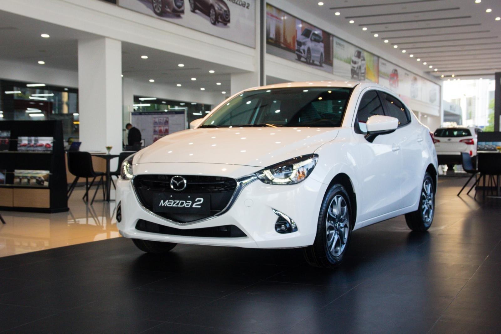 Giá lăn bánh xe Mazda 2 2019 vừa công bố tại Việt Nam a1