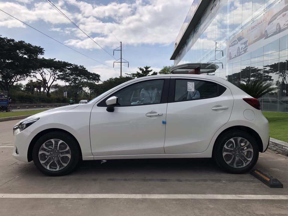 Chính thức: Giá xe Mazda 2 2019 từ 509 triệu đồng và 7 bản tại Việt Nam a4