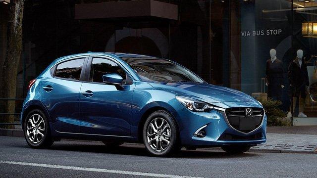 Ảnh chụp xe Mazda 2 2019-2020