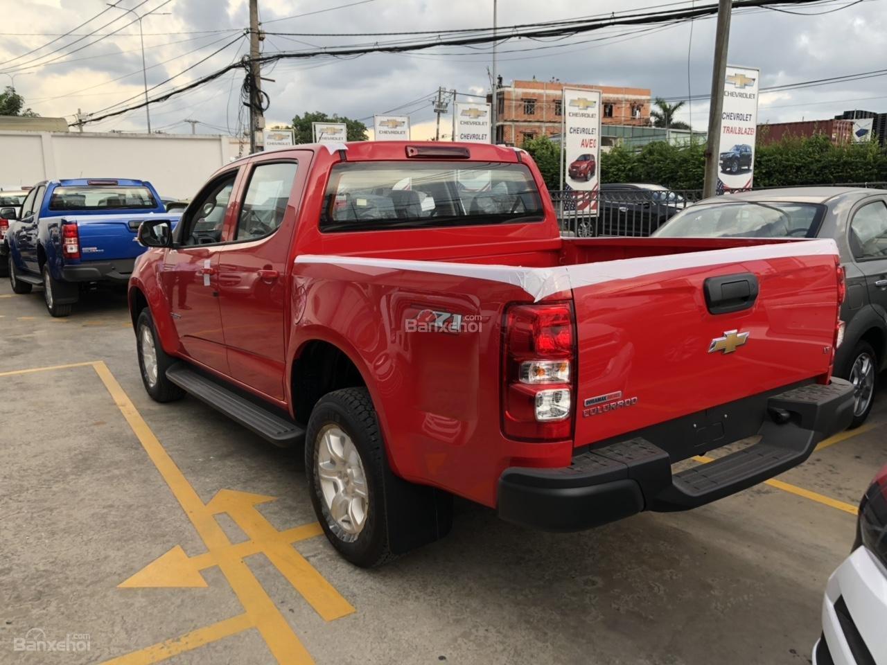 Chevrolet Colorado 2.5 VGT 4x2 AT 1 cầu số tự động. Giảm 30 triệu, Tặng full phụ kiện, vay 90%-2