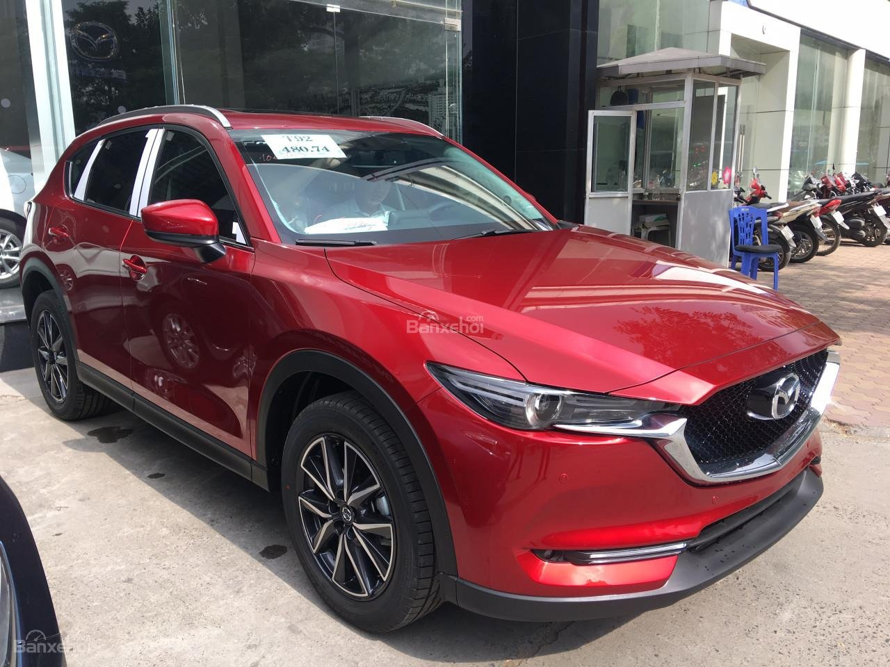 Bán Mazda CX5 giảm giá khủng đến 30tr + tặng nhiều phụ kiện có giá trị, hỗ trợ trả góp, lh 0948.12.02.88-4