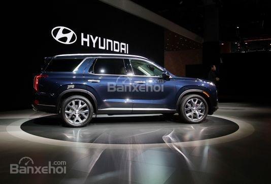 [Los Angeles 2018] Hyundai Palisade 2020 trình làng - 2
