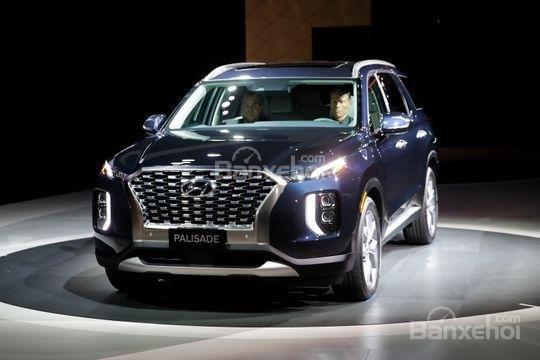 [Los Angeles 2018] Hyundai Palisade 2020 trình làng - 1