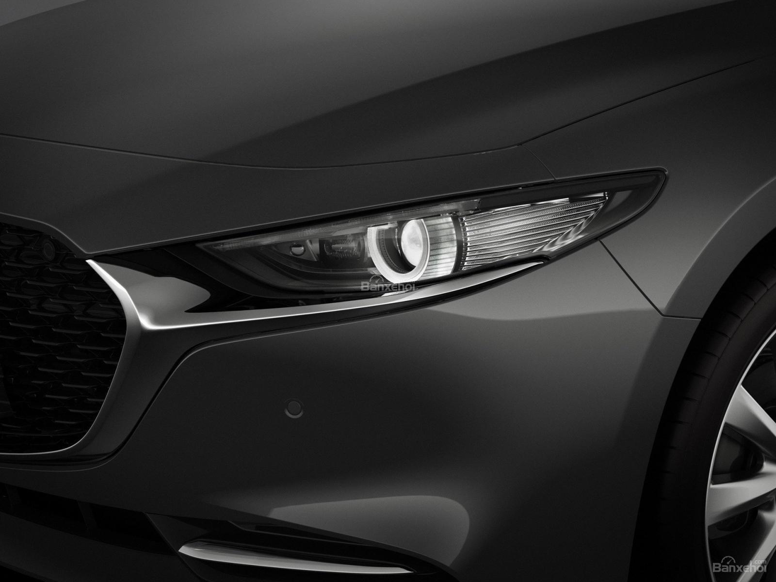 Xem ảnh Mazda 3 2019 thế hệ mới vừa ra mắt, chờ ngày về Việt Nam a81
