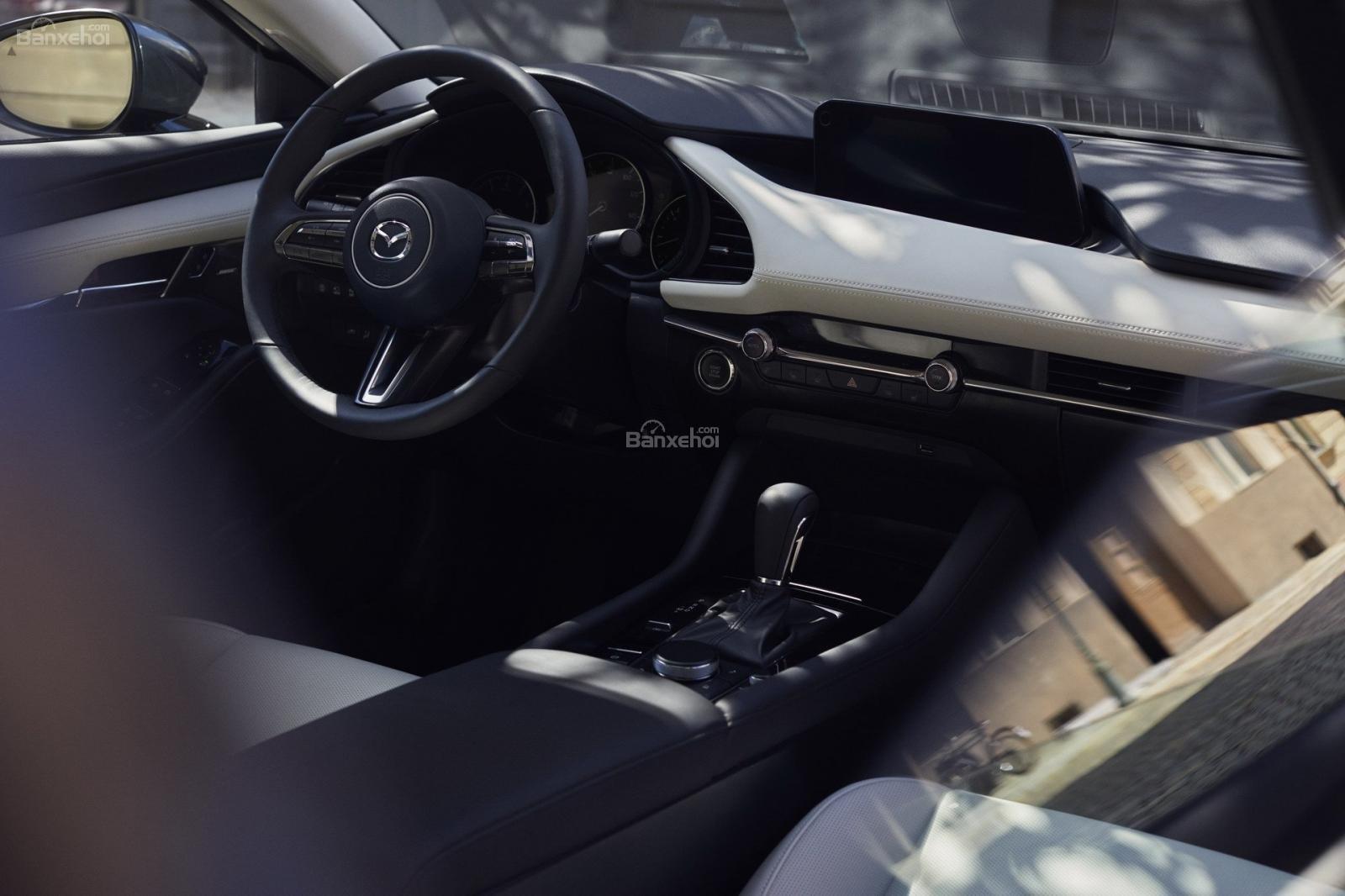 Ảnh nội thất Mazda 3 2019 a5