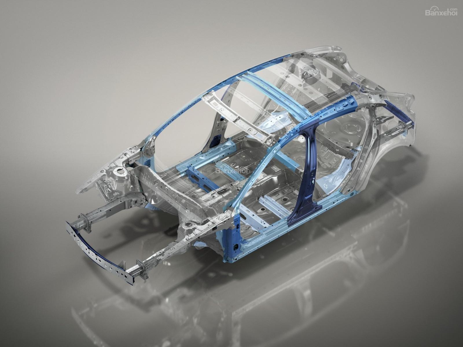 Công nghệ an toàn trên Mazda3 2019 a1