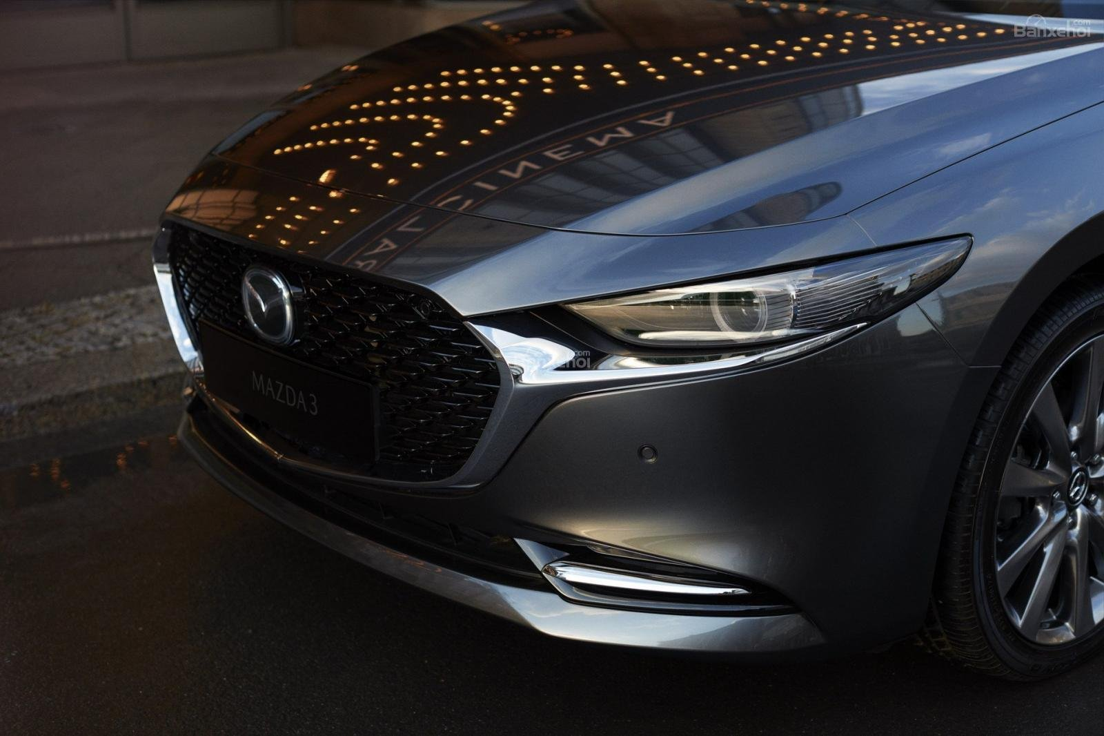 Xem ảnh Mazda 3 2019 thế hệ mới vừa ra mắt, chờ ngày về Việt Nam a71
