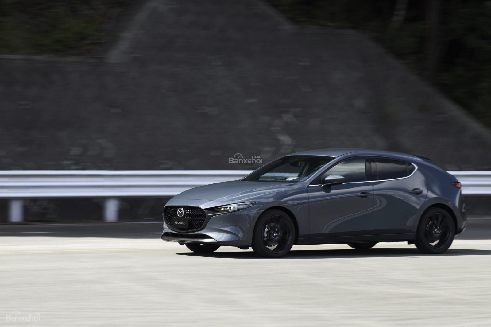 Xem ảnh Mazda 3 2019 thế hệ mới vừa ra mắt, chờ ngày về Việt Nam a13