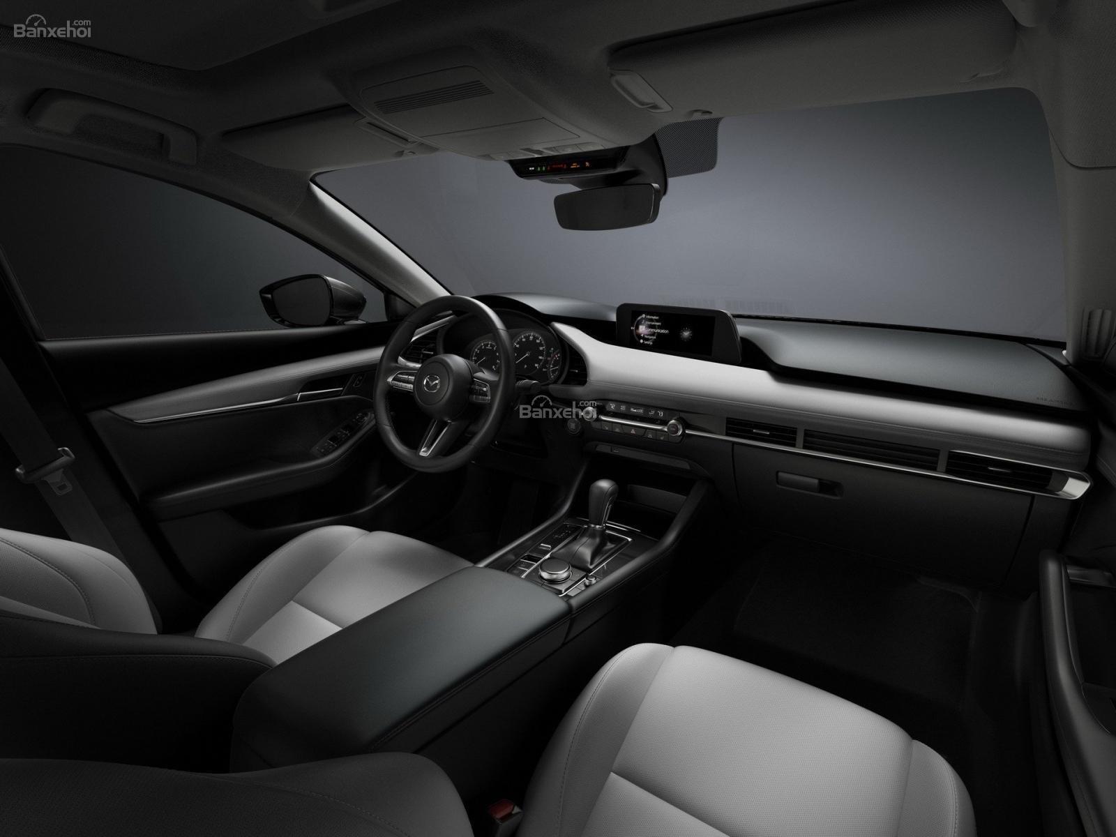 Ảnh nội thất Mazda 3 2019 a2