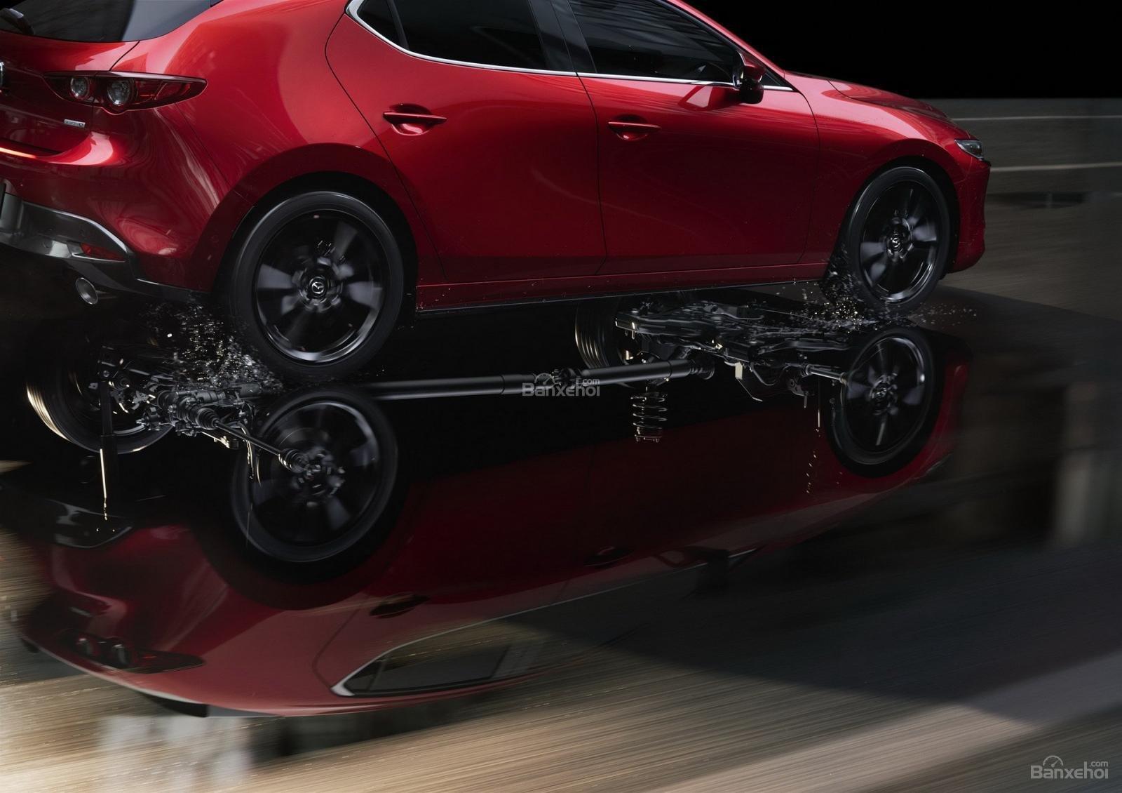 Công nghệ an toàn trên Mazda3 2019 a6