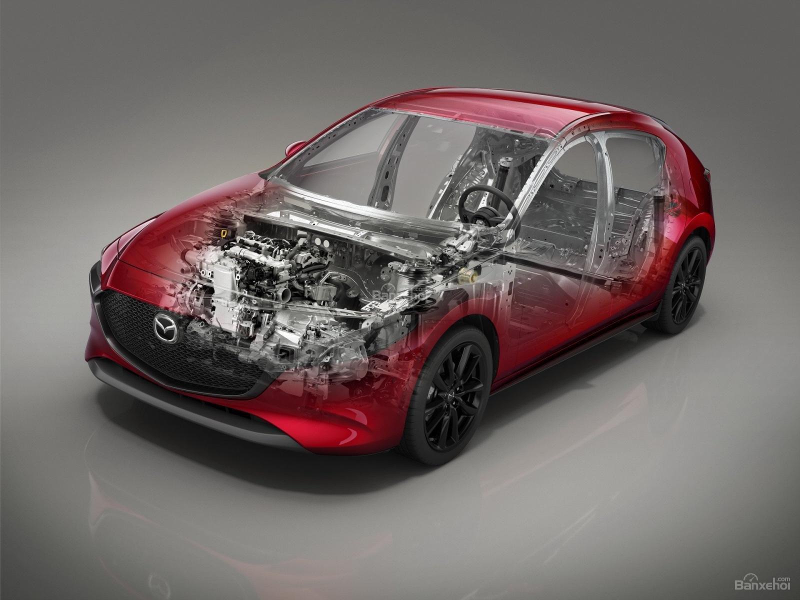 Công nghệ an toàn trên Mazda3 2019 a3