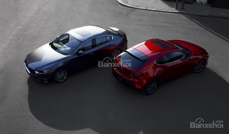 Xem ảnh Mazda 3 2019 thế hệ mới vừa ra mắt, chờ ngày về Việt Nam a1