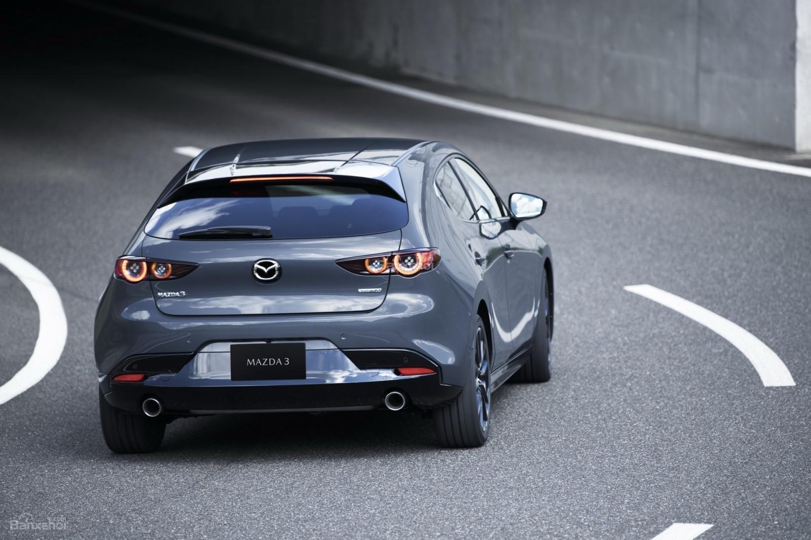 Xem ảnh Mazda 3 2019 thế hệ mới vừa ra mắt, chờ ngày về Việt Nam a8
