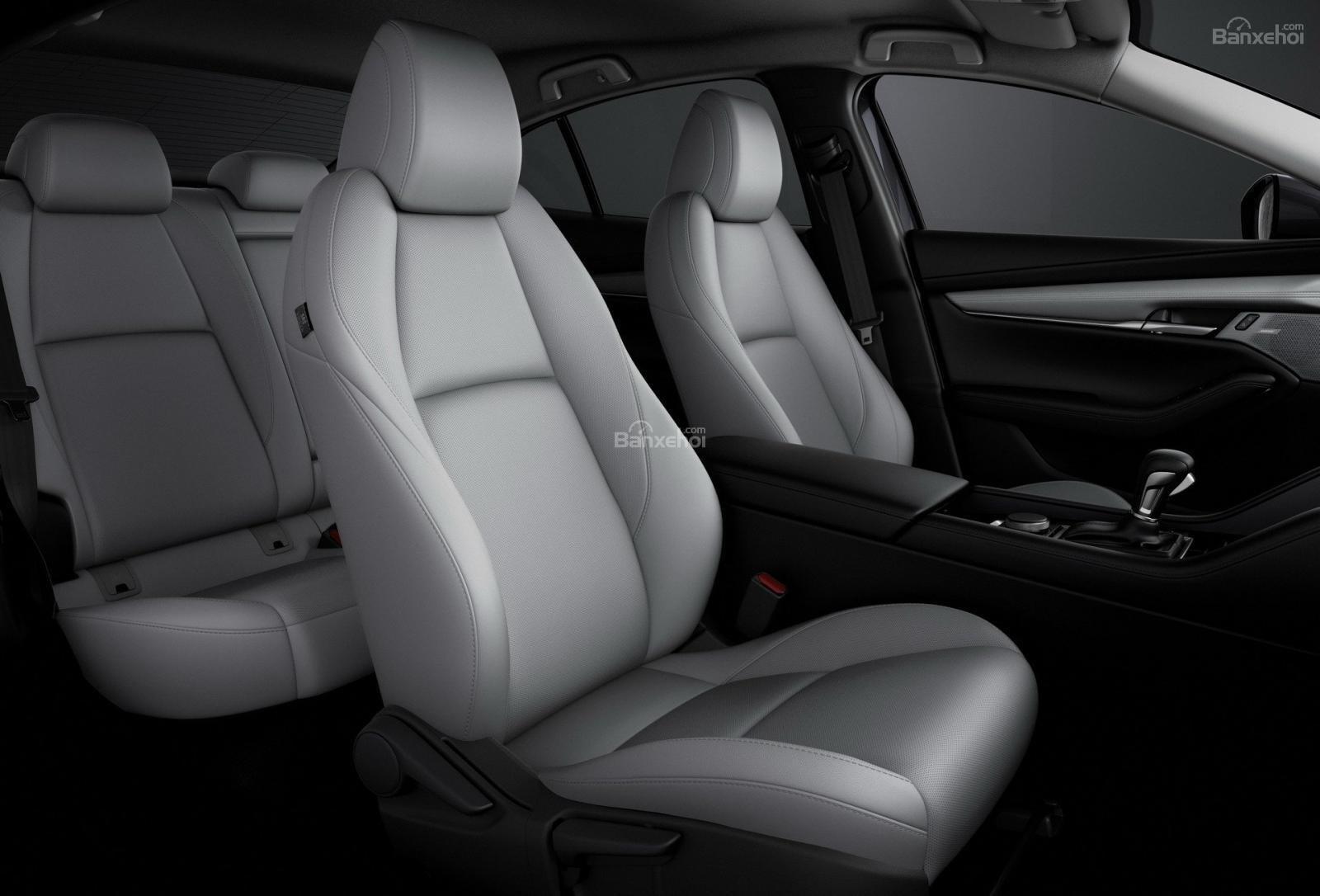 Ảnh nội thất Mazda 3 2019 8a