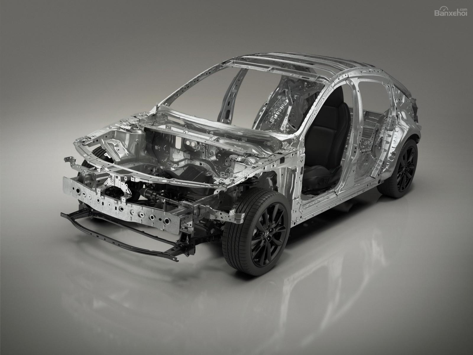 Công nghệ an toàn trên Mazda3 2019 a5
