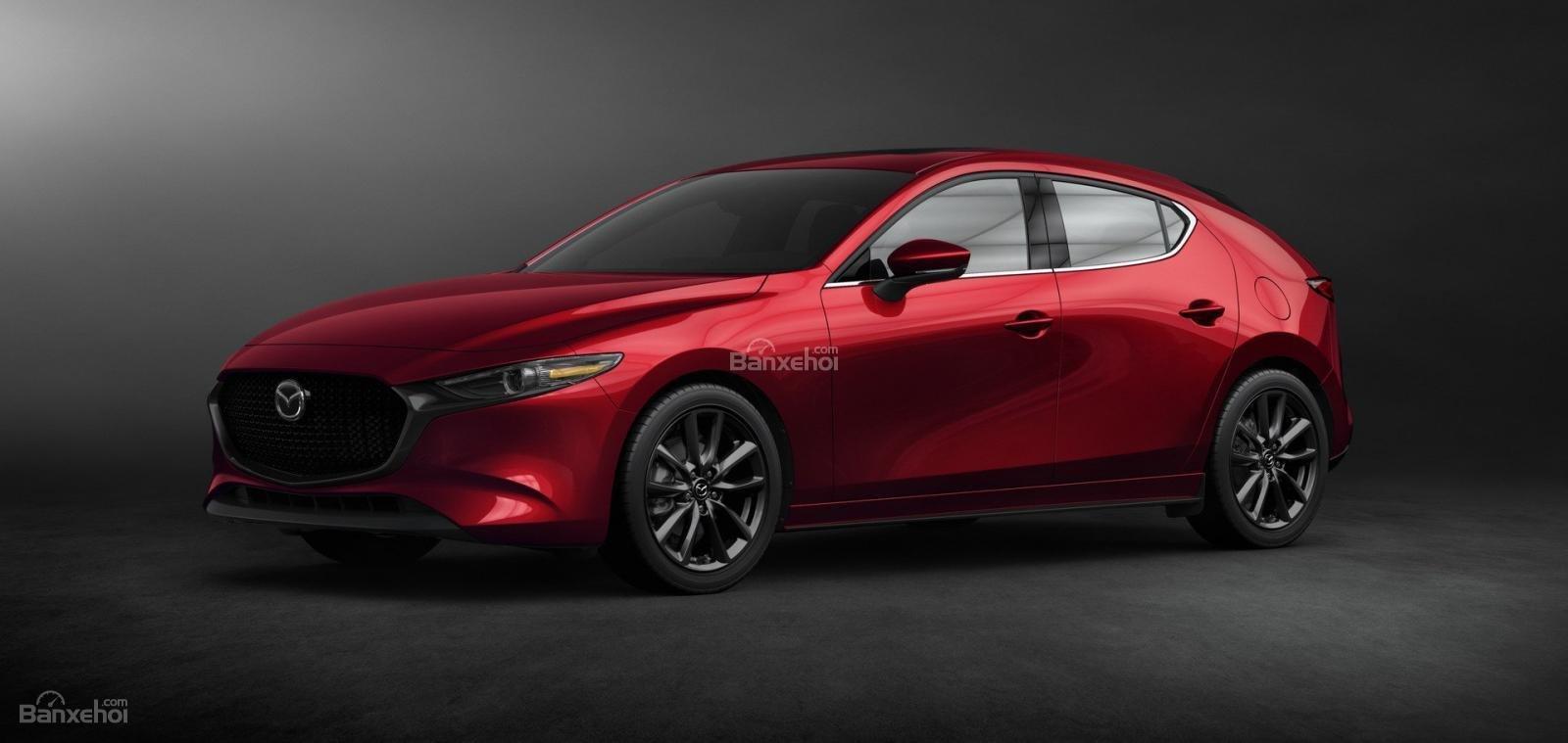 Xem ảnh Mazda 3 2019 thế hệ mới vừa ra mắt, chờ ngày về Việt Nam a2