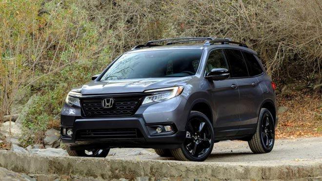 Những SUV 7 chỗ cỡ lớn tốt nhất năm 2019 a2