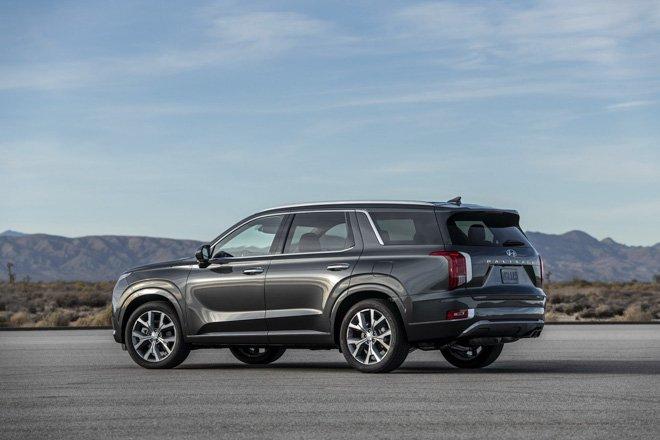 Những SUV 7 chỗ cỡ lớn tốt nhất năm 2019 a25