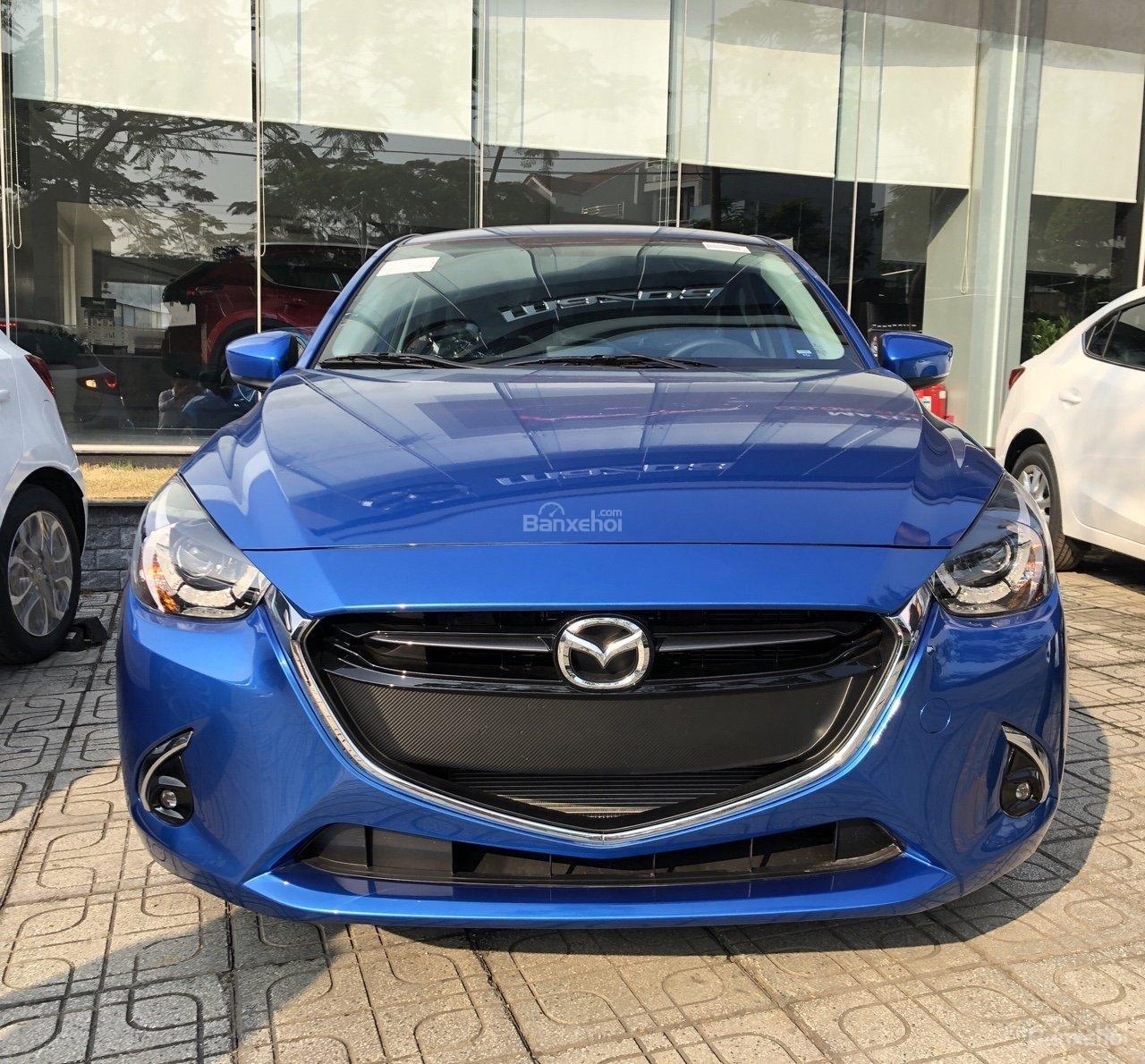 Bán Mazda 2 1.5 AT 2019, xe nhập nguyên chiếc, LH 0941 322 979 [Mazda Bình Triệu] (1)