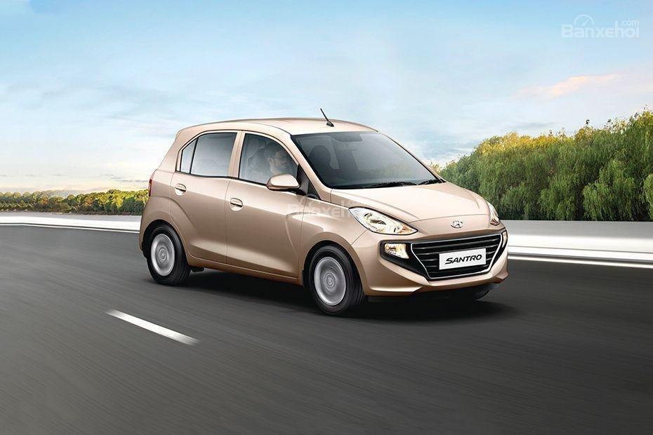 Ảnh Hyundai Santro 2019 sắp bán tại Việt Nam a1