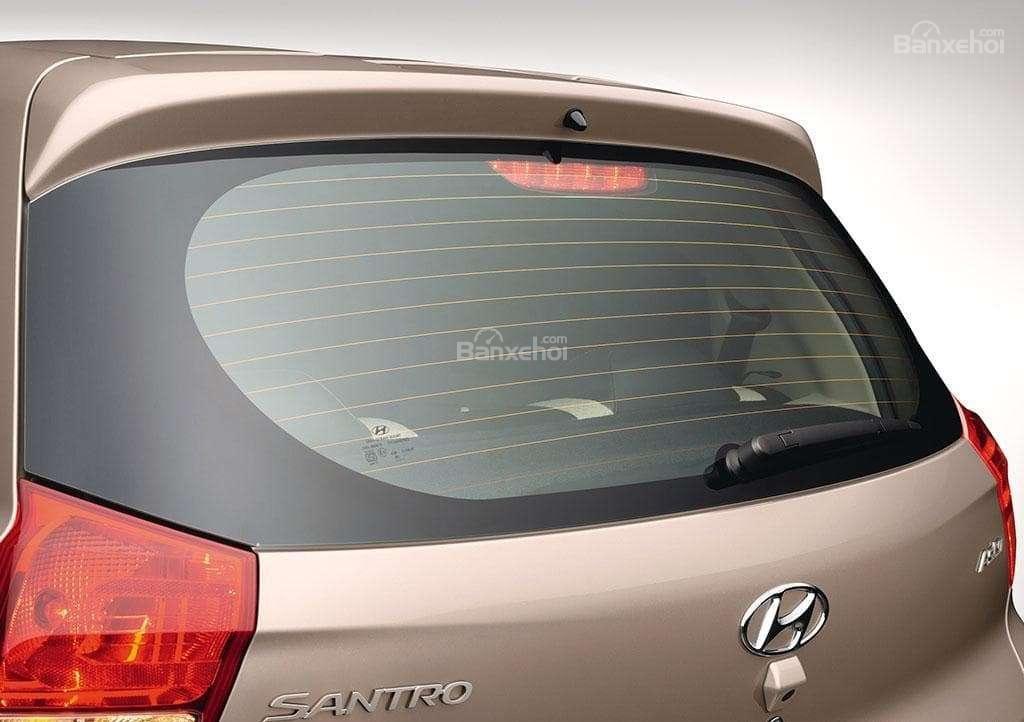Ảnh Hyundai Santro 2019 sắp bán tại Việt Nam a5