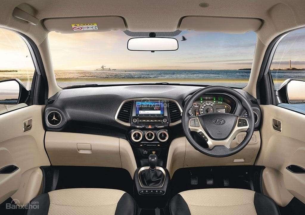 Ảnh Hyundai Santro 2019 sắp bán tại Việt Nam a10