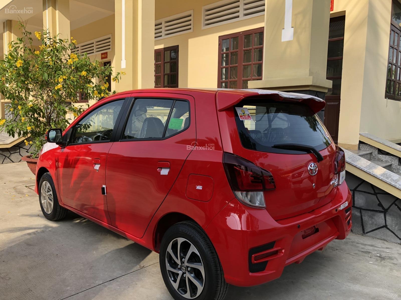 [Toyota An Sương] Toyota Wigo, đỏ nhập khẩu Indonesia-100tr giao ngay-LH: 0907.03.03.94-1