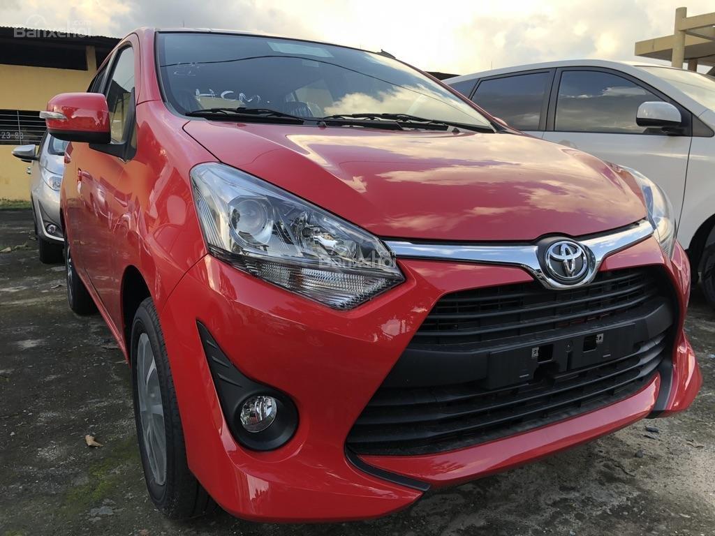 [Toyota An Sương] Toyota Wigo, đỏ nhập khẩu Indonesia-100tr giao ngay-LH: 0907.03.03.94-2