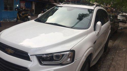 Chính chủ bán Chevrolet Captiva Revv năm 2016, màu trắng (3)