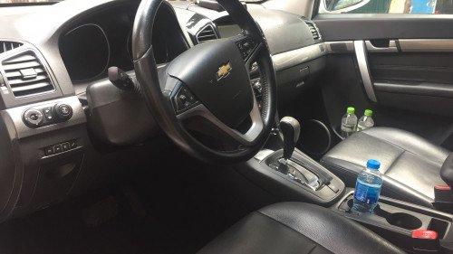 Chính chủ bán Chevrolet Captiva Revv năm 2016, màu trắng (4)