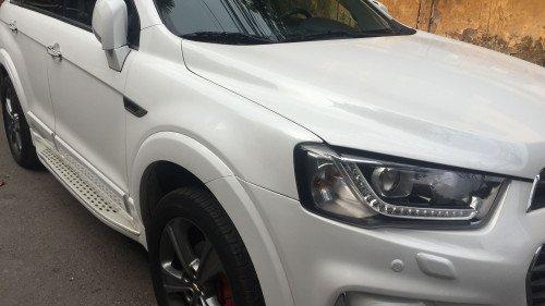Chính chủ bán Chevrolet Captiva Revv năm 2016, màu trắng (1)