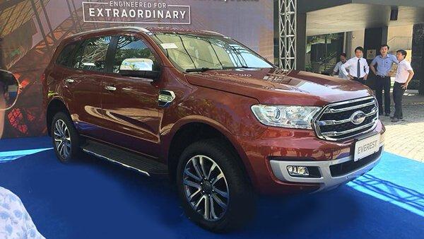 So sánh xe Peugeot 5008 2019 và Ford Everest 2019: Xe đi phố và xe off-road 3