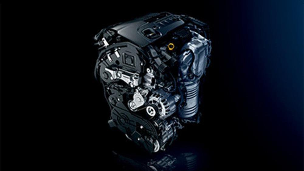 So sánh xe Peugeot 5008 2019 và Ford Everest 2019 về vận hành.