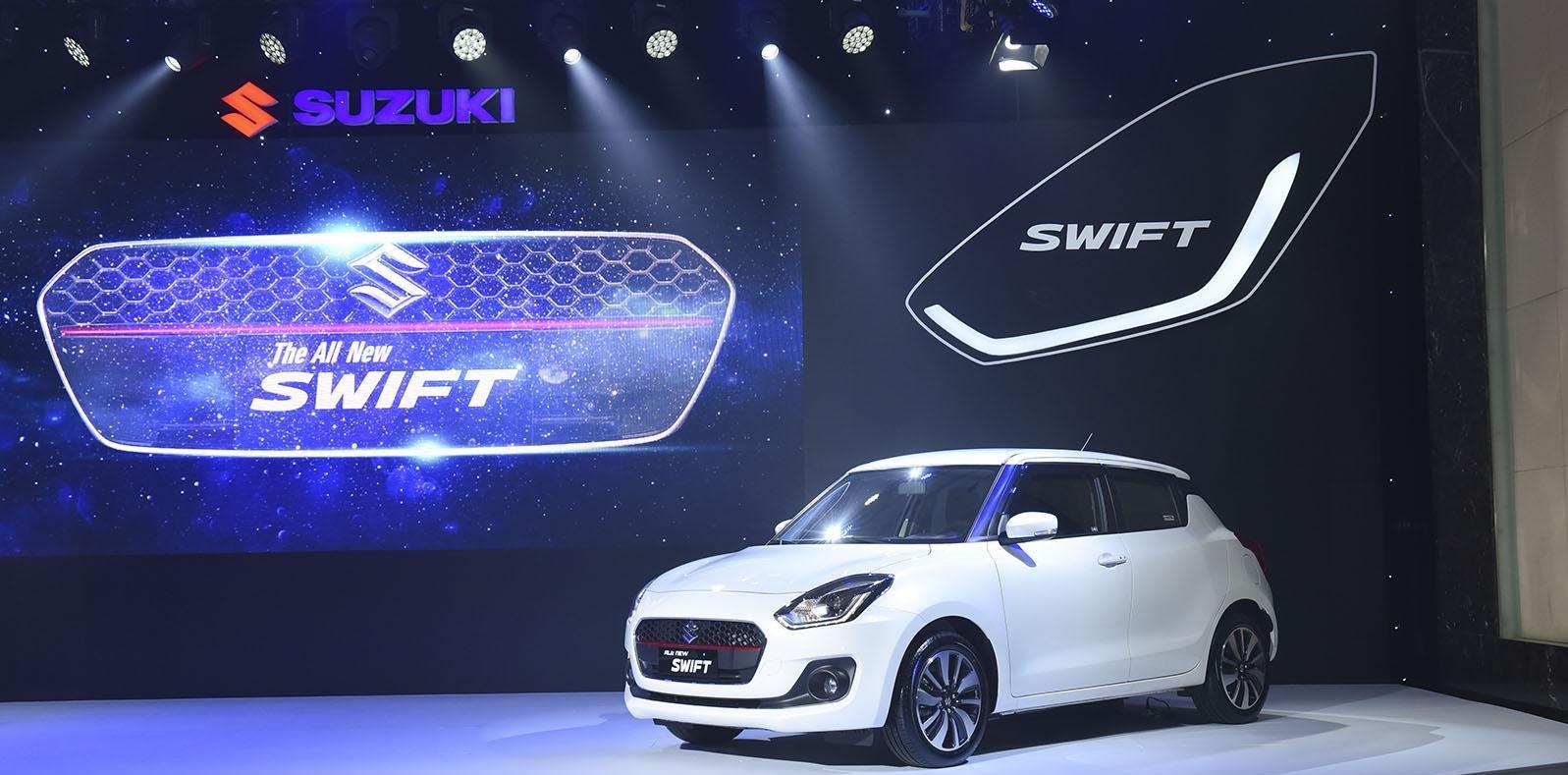 Suzuki Swift 2018 chính thức trình làng tại Việt Nam, 499 triệu đồng 7