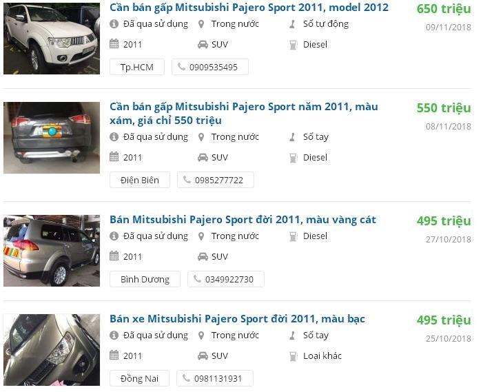 Top 5 SUV đã qua sử dụng đáng mua giá dưới 700 triệu đồng 19