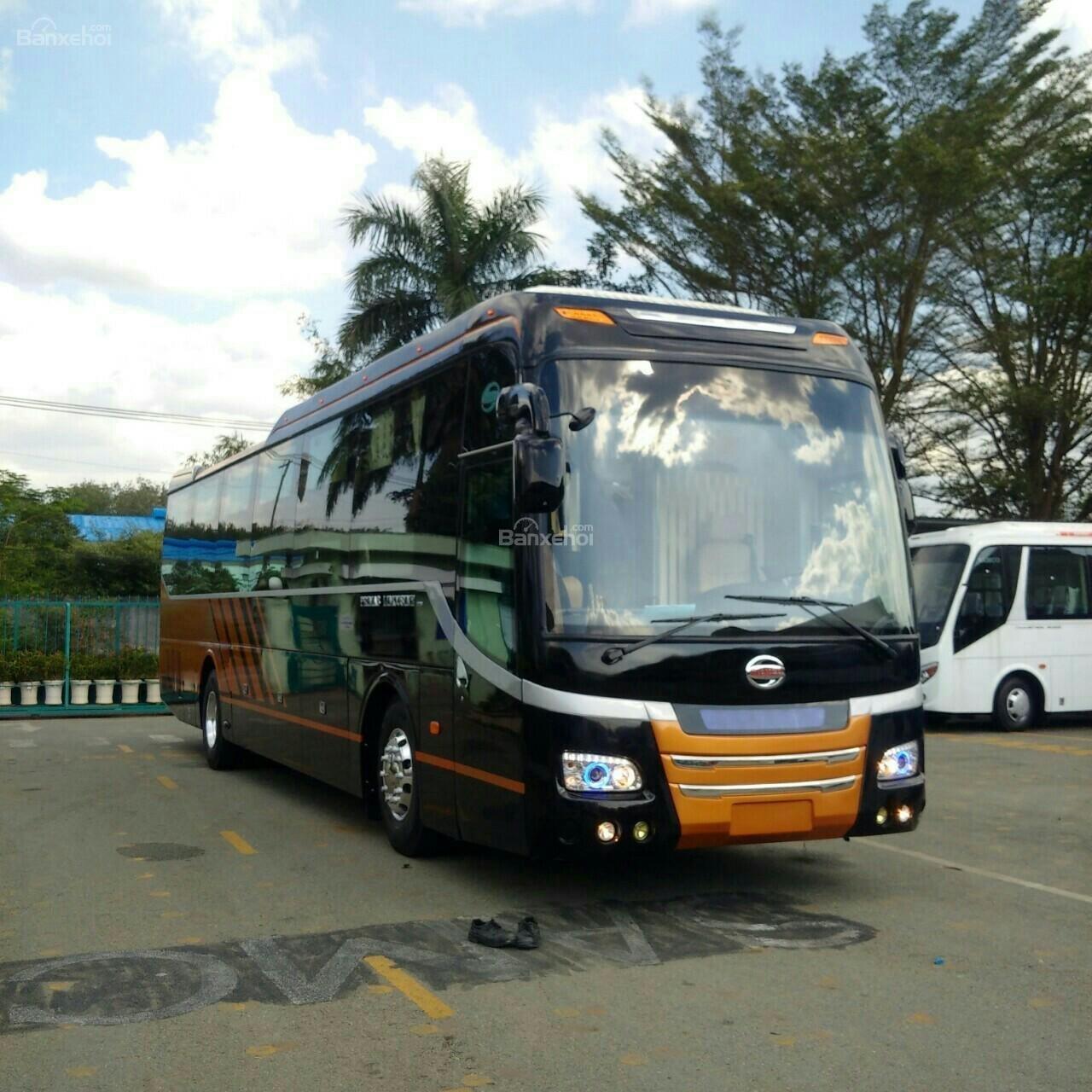 Bán xe Samco 22 giường víp, động cơ Isuzu Nhật Bản (1)